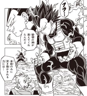 Dragon Ball Super Chapter 75