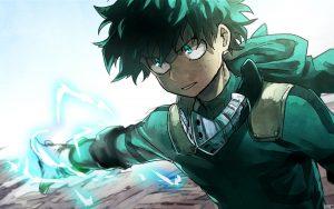 My Hero Academia Chapter 324