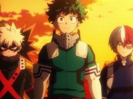My Hero Academia Chapter 325