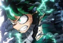 Boku no My Hero Academia Chapter 325
