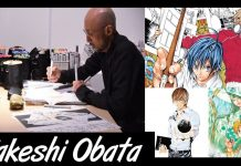 Death Note Manga Artist Takeshi Obata